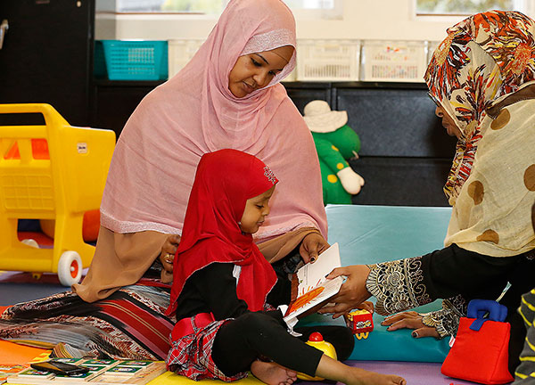 Amira-and-Hanan-Yusuf-early-learning